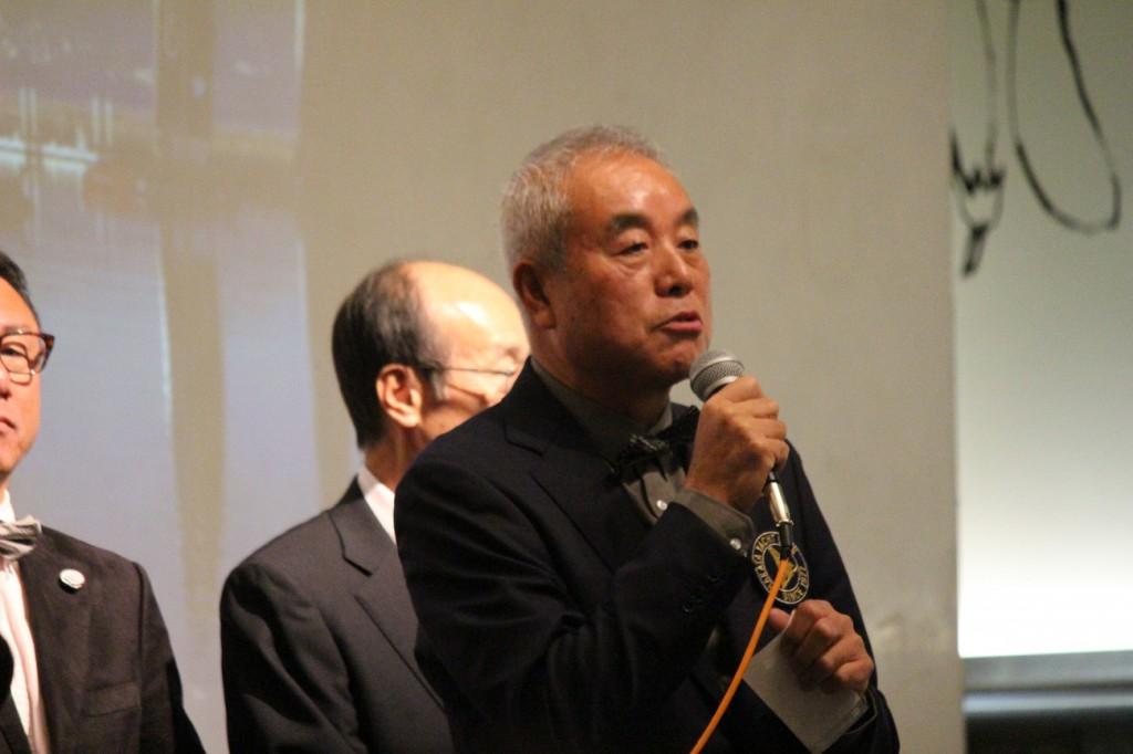 山田会長挨拶